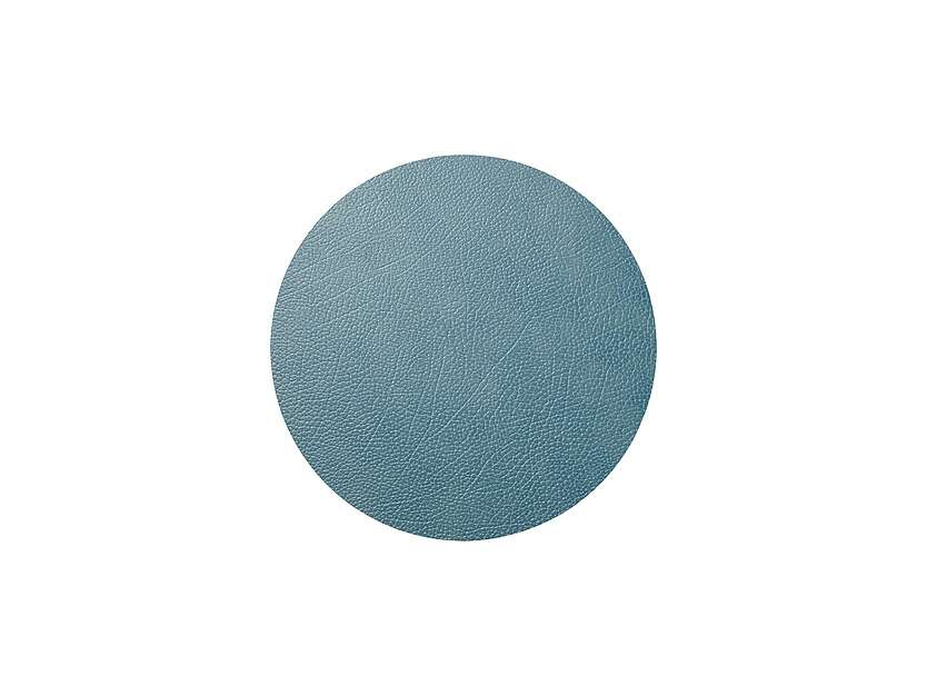 Tischset Circle M Hippo Light Blue