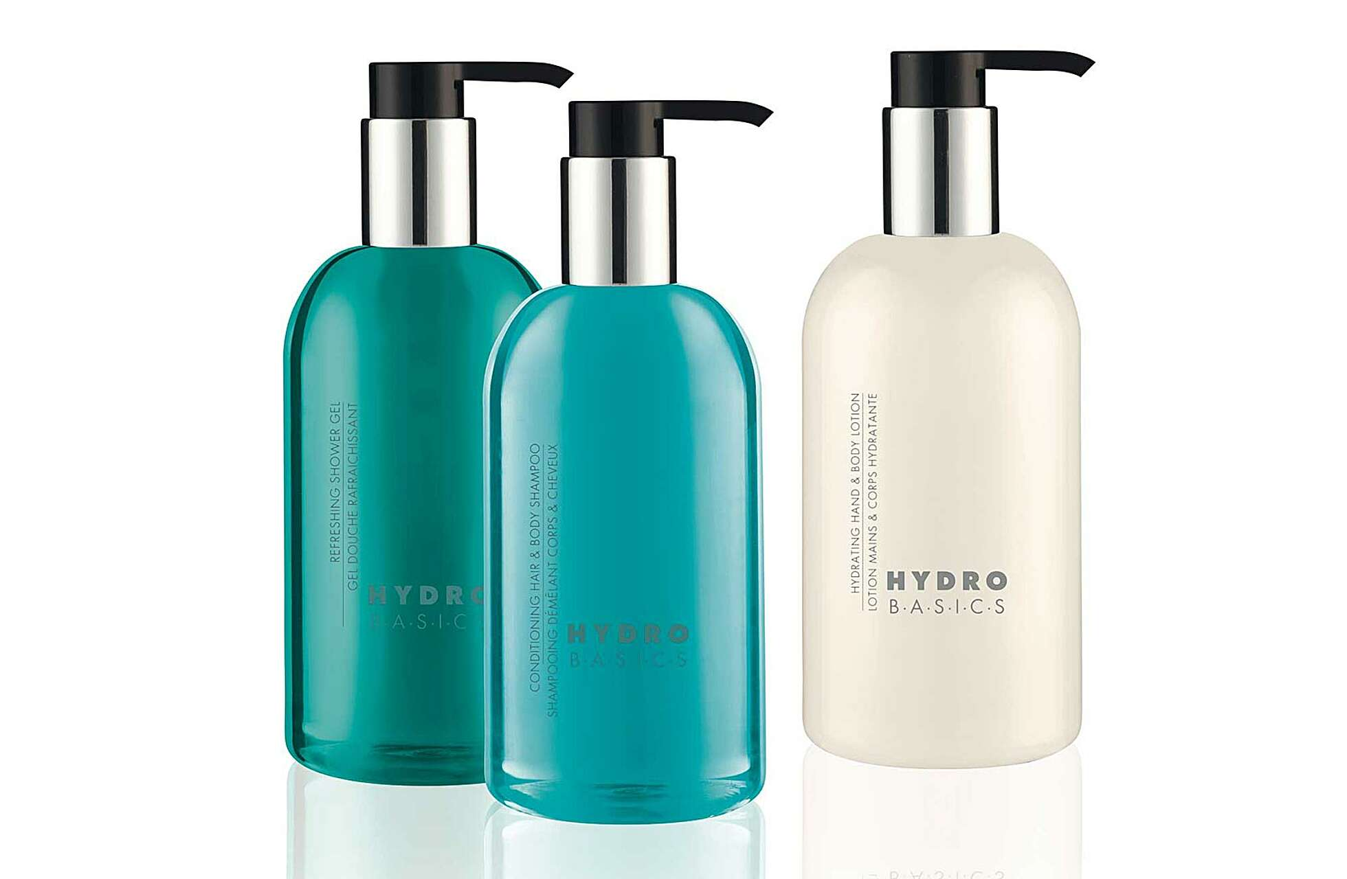 "Liquid Soap ""Hydro Basics"" Pumpspender"