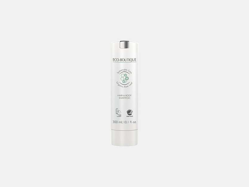 "Hair & Body Shampoo Smart Care System ""Eco Boutique"""