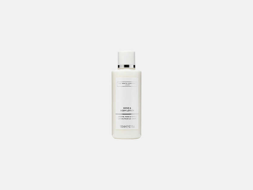 "THE WHITE COMPANY Hand & Body Lotion 150ml ""Flowers"""
