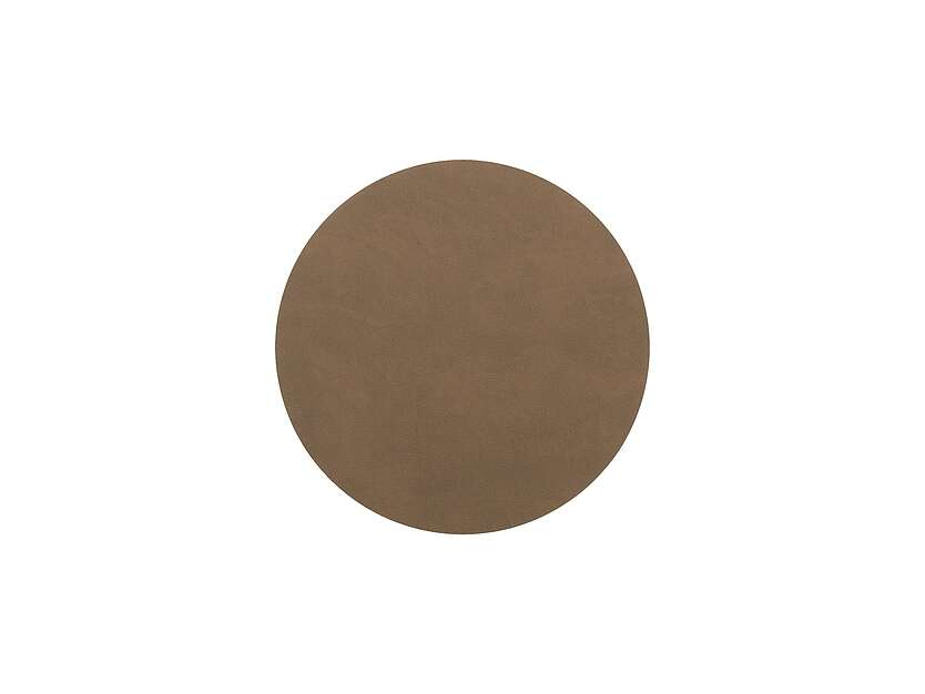 Tischset Circle S Nupo Brown