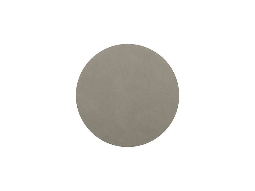 Tischset Circle S Nupo Light Grey